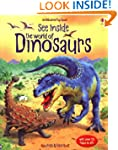 See Inside: The World of Dinosaurs (U...