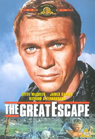 51PNTG9WV1L Top 20 British War Films   4 The Great Escape