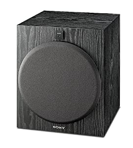 Sony SA-W2500 Performance Line 100 Watt Subwoofer (Old Version)