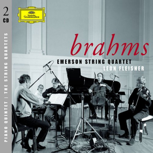 Brahms: Piano Quintet in F Min / Complete String Quartets (1, 2, 3)