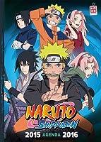 Naruto agenda scolaire 2015/2016