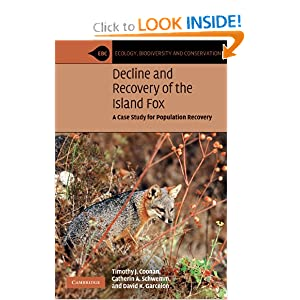 Amazon.com: Decline and Recovery of the Island Fox: A Case Study ...