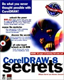 img - for CorelDRAW 8 Secrets  book / textbook / text book