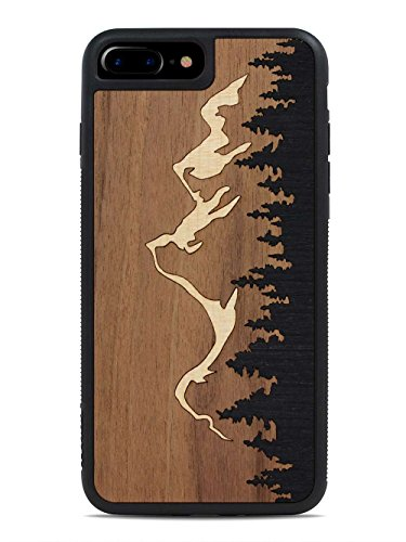 carved-grand-teton-inlay-apple-iphone-7-plus-traveler-wood-case-black-protective-bumper-with-real-al