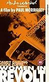 Women In Revolt [VHS] [1971] - Paul Morrissey