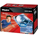 Maxtor L01P200 Internal 7200 RPM 200 GB Hard Drive