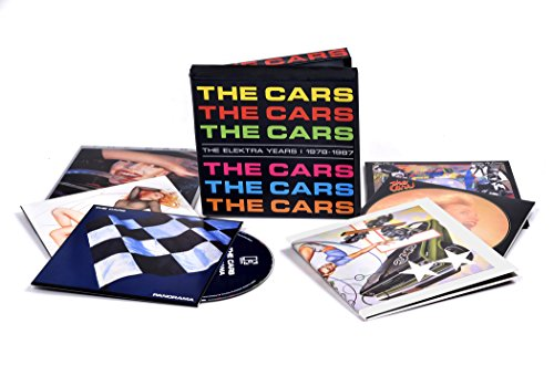 The Cars - The Elektra Years 1978 - 1987 (Cab)(6cd) - Zortam Music