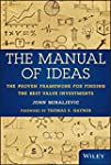 The Manual of Ideas: The Proven Frame...