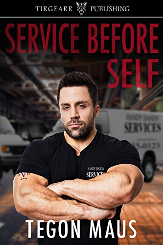 Book: Service Before Self by Tegon Maus