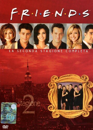 Friends Stagione 02 [4 DVDs] [IT Import]