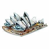 Wrebbit Sydney Opera House 3D Jigsaw Puzzle - 925 Pieces