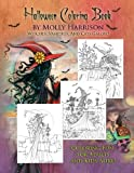 img - for Halloween Coloring Book: by Molly Harrison book / textbook / text book