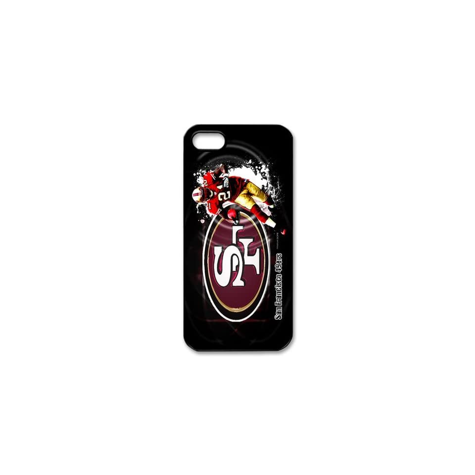 WY Supplier Phone accessories Apple Iphone 5 Case NFL San Francisco 49ers logo WY Supplier 148160