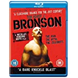 Bronson [Blu-ray] [2009]by Matt King