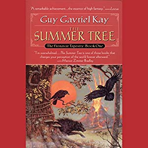 The Fionavar Tapestry, Book 1 - The Summer Tree (Simon Vance version) - Guy Gavriel Kay