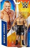 BROCK LESNAR - WWE SERIE 53 MATTEL JUGUETE FIGURA DE ACCI�N DE LUCHA LIBRE