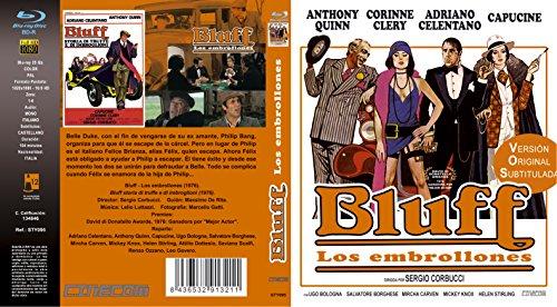 Bluff los Embrollones BD v.o.s. 1976 Bluff storia di truffe e di imbroglioni [Edizione: Spagna]