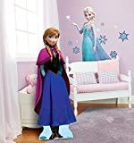 Disney Frozen Wall Decals and Standup Kit