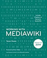 Working with MediaWiki Front Cover