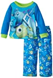 Disney Boys 2-7 Monsters U 2 Piece Pajama Set