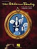 Andrew Lippa The Addams Family Musical Voice With Pf Accomp Book VARIOUS