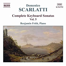 Keyboard Sonata in C major, K. 461/L.8/P.324: Keyboard Sonata in C major, K.461/L.8/P.324: Allegro