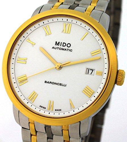 mido-baroncelli-herren-37mm-bicolor-m38959261