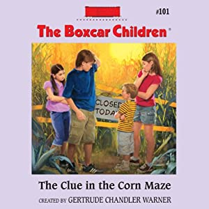 The Clue in the Corn Maze Audiobook