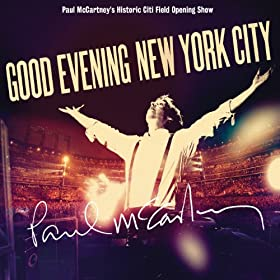 Good Evening New York City (Digital Wide)