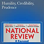Humility, Credibility, Prudence | Jordan Chandler Hirsch