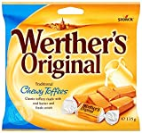 Werther's Original Traditional Chewy Toffees 135 g (Pack of 15)