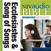 NIV Audio Bible: Ecclesiastes and Song of Songs (Dramatized) | [Zondervan]