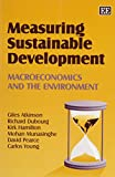 img - for Measuring Sustainable Development: Macroeconomics and the Environment book / textbook / text book