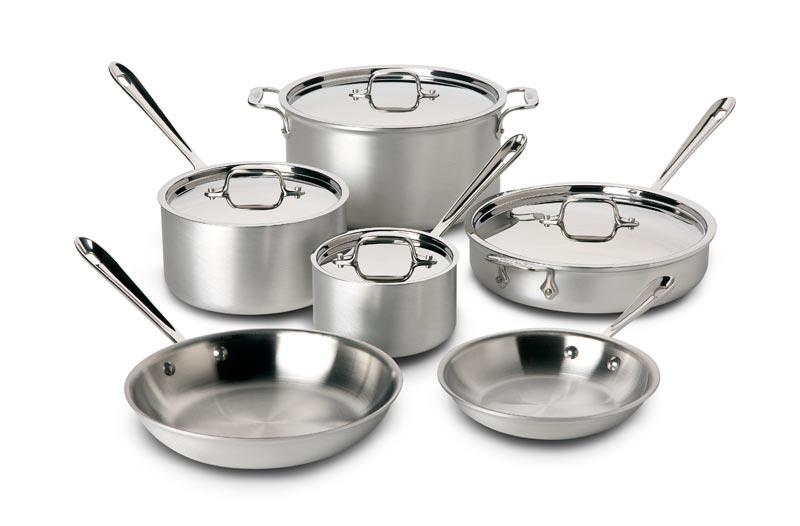 Amazon Com All Clad Mc2 700508 Master Chef 2 Stainless