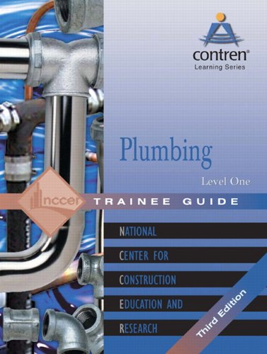 Plumbing Level 1 Trainee Guide, Paperback, 2005 Revision...