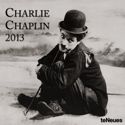 2013 Charlie Chaplin Wall Calendar