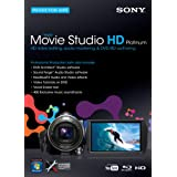 Sony Movie Studio HD 10 Platinum Suite (PC)by Sony Creative Software