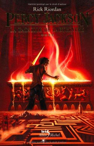 Percy Jackson (4) : La bataille du labyrinthe