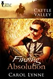 img - for Finding Absolution (Cattle Valley Book 29) book / textbook / text book