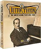 Tutto Puccini - The Complete Giacomo Puccini Opera Edition [Box Set] [Blu-ray]