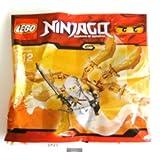 LEGO Ninjago Exclusive Mini Figure Set #30080 Zane Ninja Glider Bagged