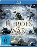 echange, troc BD * BD Heroes of War - Assembly [Blu-ray] [Import allemand]