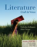 Literature: Craft & Voice (Volume 2, Poetry) with Connect Literature Access Code (0077392469) by Delbanco,Nicholas