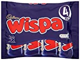 Cadbury Wispa 4 Bars (Pack of 11, Total 44 Bars)