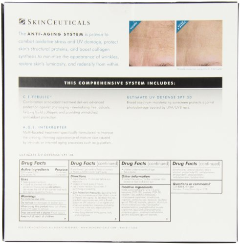 Skinceuticals Anti Aging System Kit Health Beauty Personal
