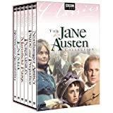 Jane Austen Collection (Sense & Sensibility / Emma / Persuasion / Mansfield Park / Pride & Prejudice / Northanger Abbey) ~ Various