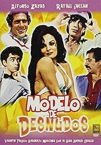 Amazon.com: Modelo de Desnudos: Luis de Alba, Sasha Montenegro, Polo
