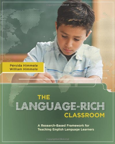 The Language-Rich Classroom: A Research-Based Framework...
