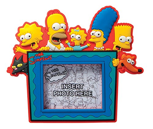 Fox The Simpsons Family Magnetic Photo Frame