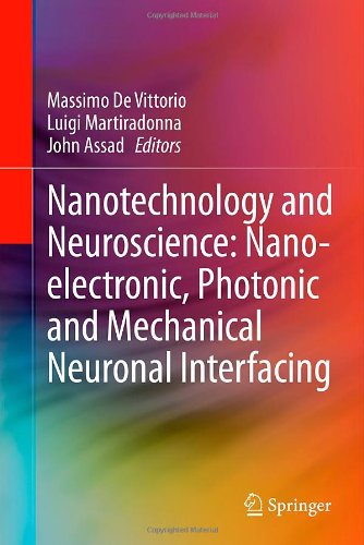 Nanotechnology and Neuroscience: Nano-electronic, Photonic and Mechanical Neuronal Interfacing